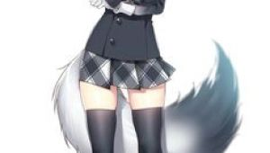 Anime Drawings Of Wolves Gray Wolf Kemono Friends Anime Wolf Anime Girls Und