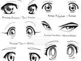 Anime Eyes Girl Drawing Pin On Draw