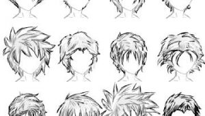 Anime Male Hair Drawing 20 Male Hairstyles by Lazycatsleepsdaily On Deviantart