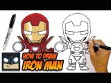 Avengers Drawing Ideas How to Draw Iron Man Avengers Step by Step Tutorial