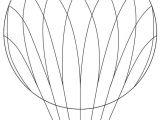 Balloon Drawing Easy Hot Air Balloon Basket Patterns Patterns Kid Hot Air