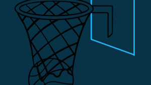 Basketball Hoop Drawing Easy How to Draw A Basketball Hoop Cool Art Experiment