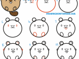 Beaver Drawing Easy Learn How to Draw A Cute Cartoon Beaver with Letters Easy