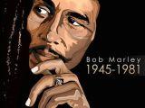 Bob Marley Drawing Easy Bob Marley King Of Reggae Bob Marley Painting Bob