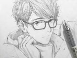 Boy Easy Drawing Art by Shiniji Anime Free Anime Drawings Sketches Anime