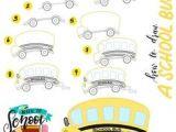 Bus Drawing Easy Die 342 Besten Bilder Von How to Draw Zeichen Anleitungen