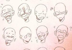 Cartoon Drawing Bases Expression Meme Art Tips Drawings Drawing Reference Drawing