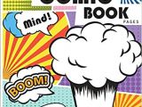 Cartoon Drawing Books for Beginners Blank Comic Book Pages Draw Your Own Comics with Variety Of
