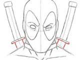 Cartoon Drawing Deadpool 11 Best Deadpool Images