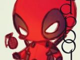 Cartoon Drawing Deadpool 147 Best Little Deadpool Images Hero World Comic Art Comics