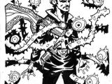 Cartoon Drawing Doctor Stephen Strange Doctor Strange An Artist Chris Bachalo Doctor