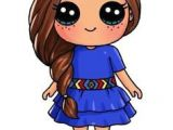 Cartoon Drawing Doll Resultado De Imagem Para Princesas Fofas De Olho Kawaii Bonequinhas