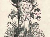 Cartoon Drawing Etsy Ratcula original Art Freaky original Art Art Und the originals