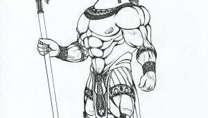 Cartoon Drawing God This is An Ink Line Art Drawing Of the Egyptian God Set He is the