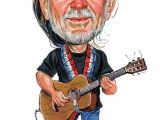 Cartoon Drawing Guitar Willie Nelson Follow This Board for Great Caricatures Of People We