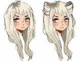 Cartoon Drawing Hairstyles Me Gerd so Cute Draw Character Design Drawings Art