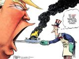 Cartoon Drawing Hard 7 Twitter Cartoons Mostly Political Thankful Political