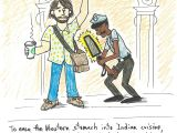 Cartoon Drawing Jobs In Mumbai I Went to India and All I Brought You Were these Lousy Cartoons