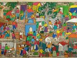 Cartoon Drawing Jobs In Mumbai Mexican Amates A New Exhibition Displays Paintings by Mexico S