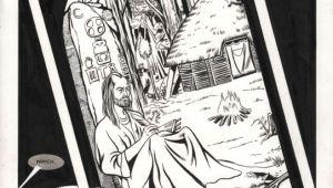 Cartoon Drawing Jobs Uk Knights Od Pendragon issue 13 Page 1 Splash Marvel Uk In Robert