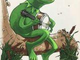 Cartoon Drawing Kermit Draw Kermit the Frog