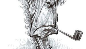 Cartoon Drawing Krueger Jan Op De Beeck Caricatures Pinterest Caricature Caricature