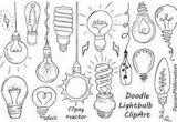 Cartoon Drawing Light Bulb Pin by Barbara Reichert On 2018 19 theme Pinterest Doodles