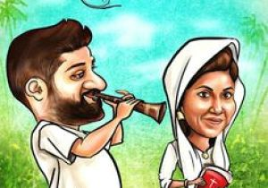 Cartoon Drawing Malayalam 29 Best Wedding Caricature Images Wedding Caricature Casamento