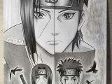 Cartoon Drawing Naruto Awsome Artwork Of Itachi Shisui Uchiha Aaaanime Naruto Naruto