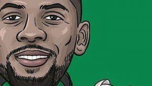 Cartoon Drawing Nba Pin Od Irving Na Irving Kyrie Irving Nba I Nba Players