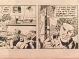 Cartoon Drawing Newspaper the World S Greatest Superheroes Present Superman Newspaper Strip