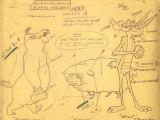 Cartoon Drawing Notes Chuck Jones Character Sheets Comics Illustrations Animation