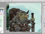 Cartoon Drawing Programs Free Photoshop Comic Book Tutorial Drawing Character Design Photoshop