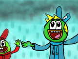 Cartoon Drawing Rainy Day Rain Day by Yipkarhei2001 On Deviantart