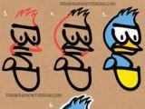 Cartoon Drawing Robot Step by Step 3440 Best Cartooning Images Easy Drawings Simple Drawings Kawaii