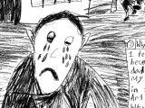 Cartoon Drawing Synonym Geschlagenwerden In Der Kindheit Hat Bis Ins Erwachsenenleben Folgen