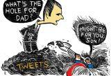 Cartoon Drawing Trump Trump Digs A Hole News Cartoons Opinions Pinterest Political
