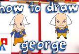 Cartoon Drawing Wala How to Draw A Cartoon George Washington Youtube
