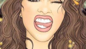 Cartoon Drawing Zendaya Pin by Kailah Elle On Zendaya Drawings Art Art Drawings