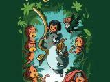 Cartoon Jungle Drawing Disney the Jungle Book Cartoon Drawings Disney Fan Art Cartoon