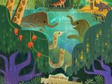 Cartoon Jungle Drawing Pin by Peter Gariepy On Inspiration Disney Art Disney Disneyland