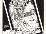 Cartoon Knight Drawing Knights Od Pendragon issue 13 Page 1 Splash Marvel Uk In Robert