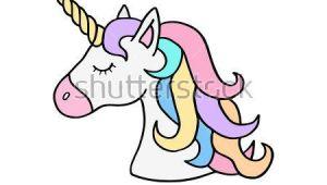 Cartoon Unicorn Drawing Step by Step Unicorn Easy to Draw Prslide Com