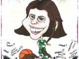 Cartoon Van Drawing Amber Van Ocker Drawn by Jose Jara Office Caricatures Pinterest