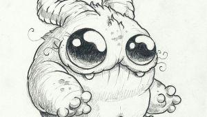 Cartoon Van Drawing Monster Ik Hou Er Van Aww Scribble Drawings Cute Drawings