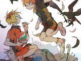 Cartoon Volleyball Drawing A A A Tamotock Haikyuu Haikyuu Hinata Anime