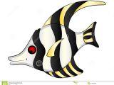 Cartoon Zebra Drawing Images Cartoon Aquarium Angel Fish Stock Vector Illustration Of Zebra