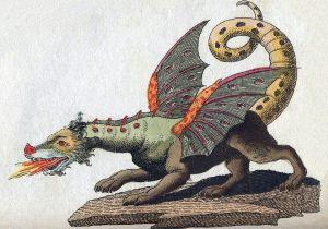 Cave Drawings Of Dragons European Dragon Wikipedia