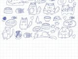 Children S Drawing Of A Cat Cute Kittens Cat Icons Kids Drawing Children Drawing Doodle Domestic