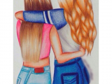 Cute Bff Drawings Easy Pin by Maya Birinci On Wea I A Best Friend Drawings